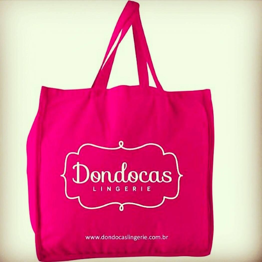 Ecobag - Dondocas Lingerie