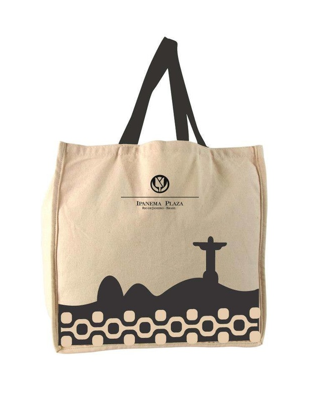 Ecobag Ipanema Plaza