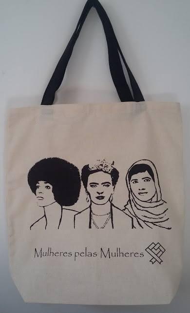 Ecobag - Mulheres pelas Mulheres