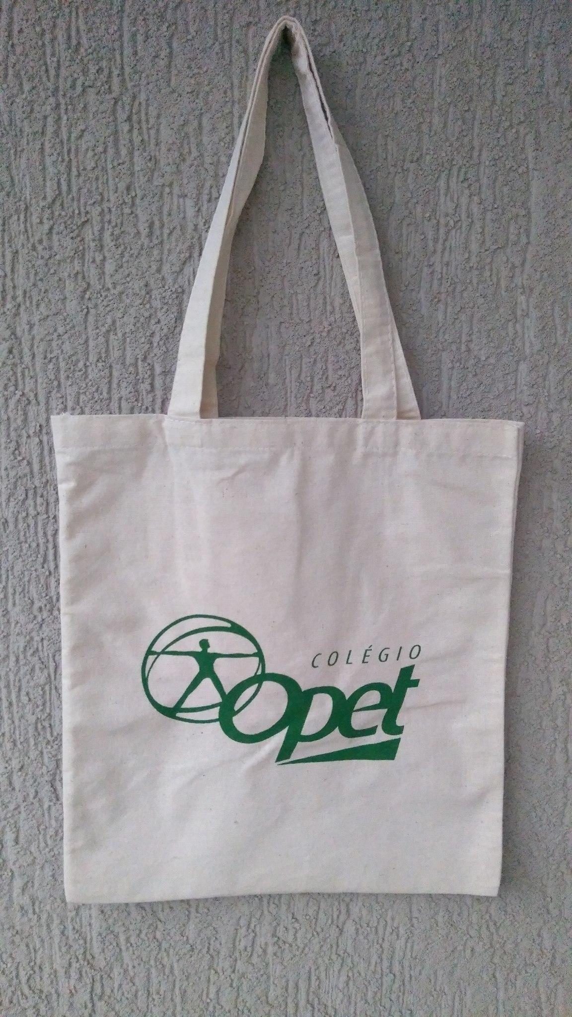 Ecobag Colégio Opet