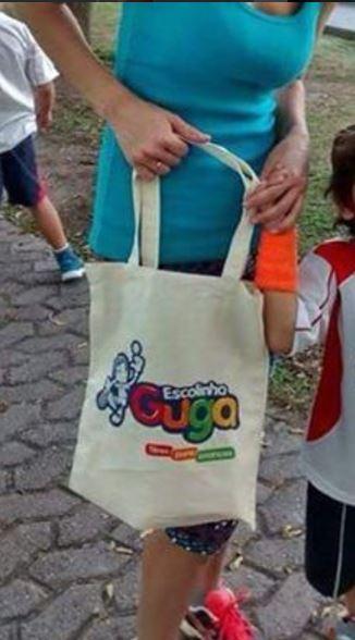 Ecobag - Escolinha do GUGA