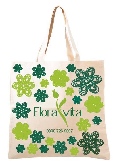 Ecobag Floravita